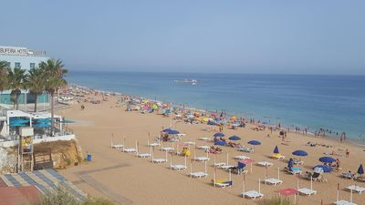 Photo for TOWN CENTER APARTMENT WITH SEA VIEW. BEACH AT 200M