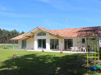 Photo for New house facing the forest, 1 km from lake, 5 km ocean, 2 km nature reserve