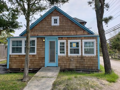 Photo for The Kraken- first year listing, cute fire island cottage near all
