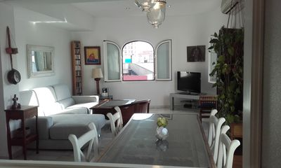 Photo for Wonderful penthouse with private terraces in the center of Seville
