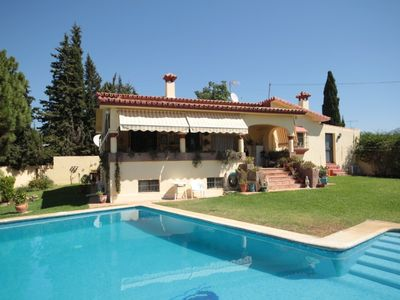 "Photo for Large Villa ""Casa Meme"" next Marbella, Costa del Sol, Andalusia"