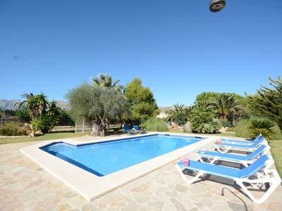 Photo for 3BR Country House / Chateau Vacation Rental in Pollensa