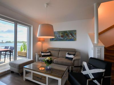 Photo for Modern family holiday home with whirlpool, sauna, fireplace and spectacular roof terrace in the Baltic Sea resort of Olpenitz on Schlei and Baltic Sea