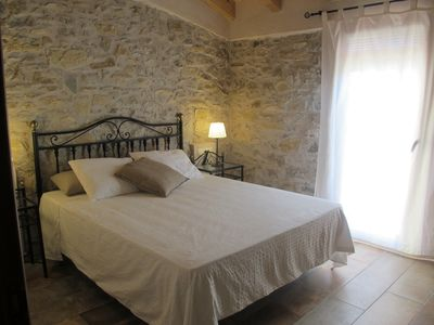 Photo for Cal Nenot, self-catering cottage with private pool and views of the Montsec