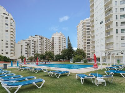 Photo for Aloy Blue Apartment, Pool, AC, Near beach