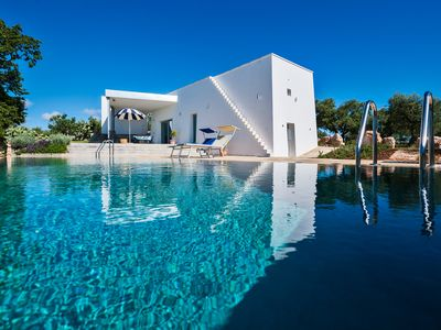 Photo for Villa Apulia Pool is a unique private home suitable for 8 people