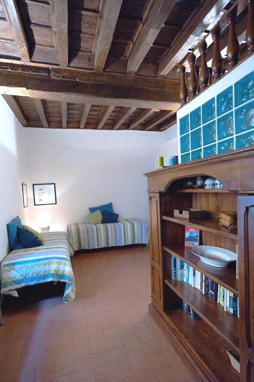 Studio apartment in the center of rome with homeaway for Studio apartments in rome