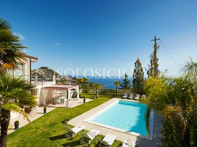 Photo for Grecale – Beautiful Villa with Pool with Taormina with Great Views