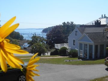 Andre the Seal Statue, Rockport, Maine, Verenigde Staten