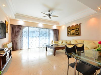 Photo for Luxury Condo 2 Bed 100m from beach