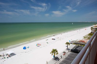 Top Level View of the Gulf of Mexico