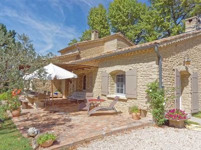 "Photo for The Gîte du Barriot ""3 épis"" a house of character in the heart of Provence."