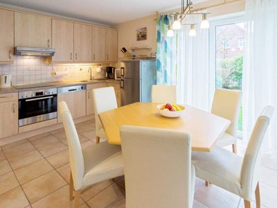 Photo for Holiday house, 2 x shower / WC, 3 bedrooms - semi-detached house Kleyer