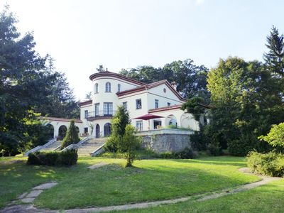 "Photo for Spectacular landscaped ""Chateau"" type house in the center of Olot"