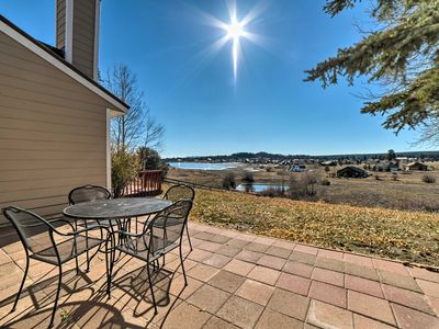 Photo for NEW! Pagosa Springs Home w/ Deck & Lake Views!