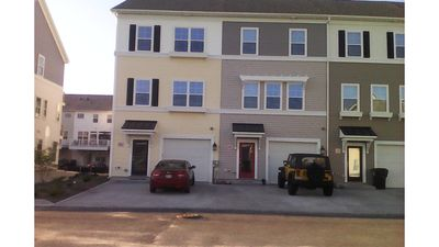 End Unit, 3 level Townhouse with 1 car garage, nice backyard. Ocean City MD