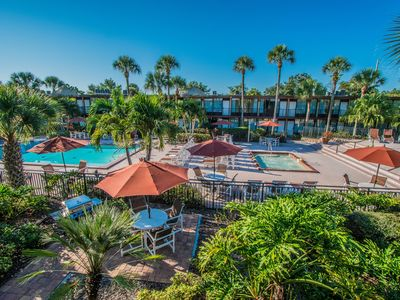 Photo for Beautiful 1BR Condo - 2 miles to Disney!