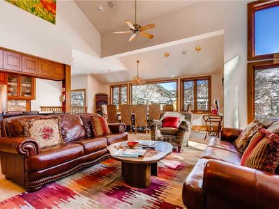 Photo for Elevator & Hot Tub in Spacious Premier Home on Vail Mountain above Lionshead | 706A Forest Rd
