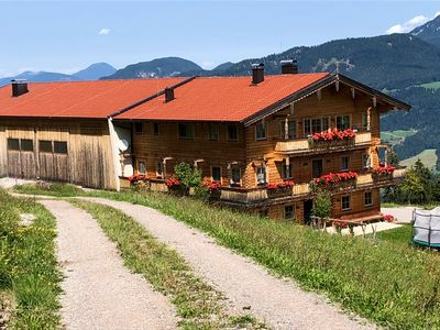 """Photo for Apartment for 6-10 people, right on the ski slope, directly under the """"witch's water"""" in the summer"""