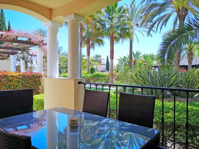 Photo for 3BR Condo Vacation Rental in Quarteira