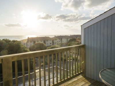 Photo for Sea-Nic View: 3 BR / 2 BA condo in Caswell Beach, Sleeps 6