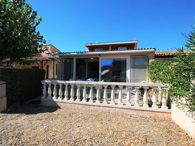 Photo for located in the residence TAMARIS- house for 4 persons- PORTIRAGNES PLAGE