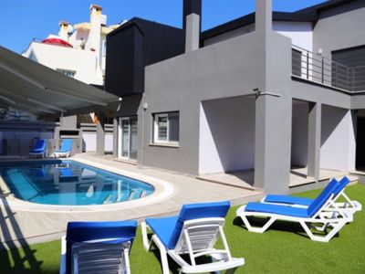 Photo for SEMA VILLA WITH PRIVATE POOL IN THE HEART OF KYRENIA TOWN