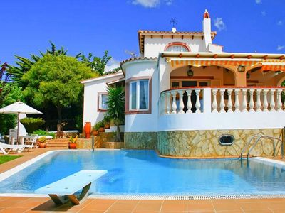 Photo for Casa Illote - Well furnished 3 bedroom villa - Great Pool area - Perfect for families