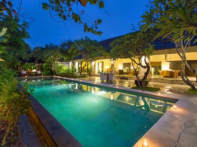 Photo for 3 Bedroom Balinese Style Villa, Seminyak