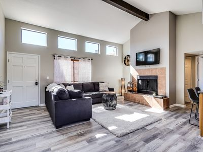 Photo for NEW Cozy, Unique, Clean  condo walking distance from Sabino Canyon tours!