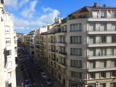 Photo for Apartment 194 m from the center of Nice with Lift, Internet, Washing machine (673518)