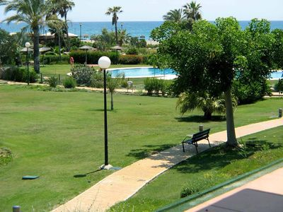 Photo for 1BR Apartment Vacation Rental in Vera-Playa