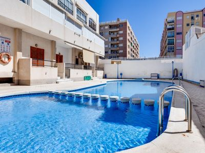 Photo for Beautiful apartment in the sun of torrevieja
