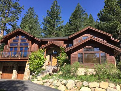Photo for Stunning Pet Friendly Squaw Valley Home In Gated Painted Rock Subdivision