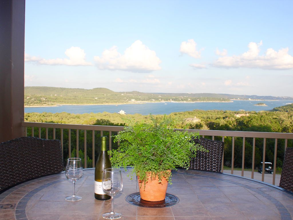 Best Lake Travis Views Of Any Condo At The Hollows Resort This Is One