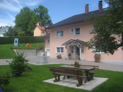 Photo for Exclusive calm family friendly ****- holiday home in the Bayerischer Wald