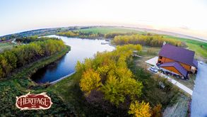 Photo for 4BR Lodge Vacation Rental in Promise City, Iowa