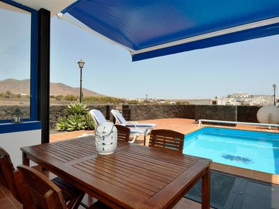 Photo for Villa Top Playa Blanca Private Pool!