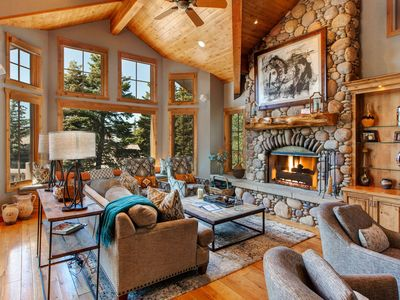 Photo for CDC Approved Cleaning! Lavish Group Getaway Only Three Feet from Silver Dollar Ski Run