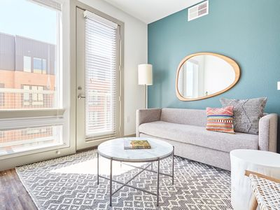 Photo for Sonder | East 5th | Stunning 1BR + Pool