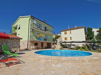 Photo for Apartment 1056/4400 (Istria - Pula), Romantic accommodation, 500m from the beach