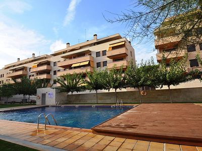 Photo for <![CDATA[Apartment Irina, air conditioning, internet, communal pool and sitting area, 300m from the beach]]>