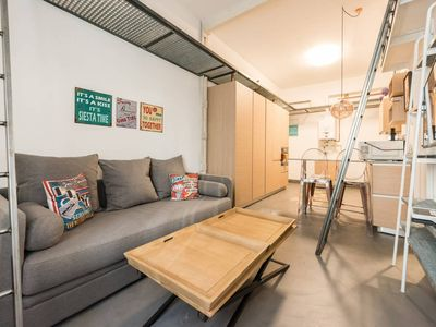 Photo for COZY AND FULLY EQUIPPED APARTMENT FOR FAMILIES - RETIRO / SALAMANCA - WIZINK CENTER - FREE WIFI