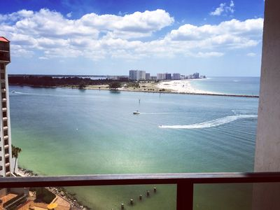 Photo for Remodeled Clearwater Beach Condo! 15th Floor 2BR/2Bath
