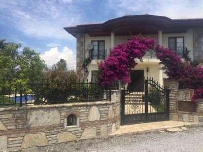Photo for Located in quiet area, close to Dalyan Town Center.