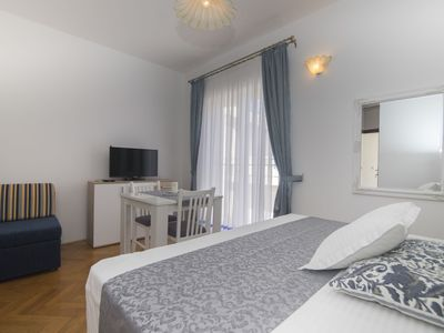 Photo for Apartments and Rooms KAPULICA (65711-A5) - Tucepi