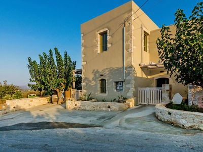 Photo for This 3-bedroom villa for up to 7 guests is located in Georgioupolis and has a private swimming pool,