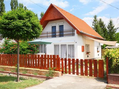 Photo for Vacation home Margaret in Balatonfenyves - 9 persons, 4 bedrooms