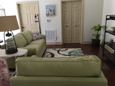 Efficiency apartment in quiet subdiviswith both sleeping & living areas -  Pearl River
