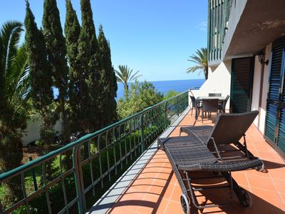 Photo for Beautiful apartment - excellent location near the sea